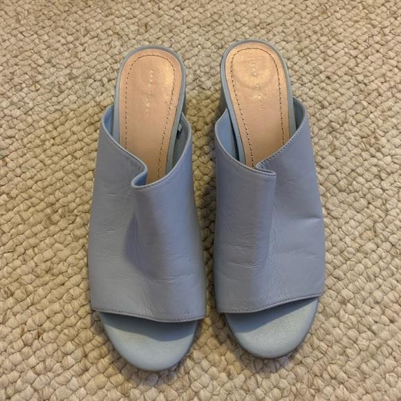 Zara muled sandal